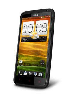 The HTC One, released in 2012, features a 1.6GHz quad-core processor and 64GM internal memory.