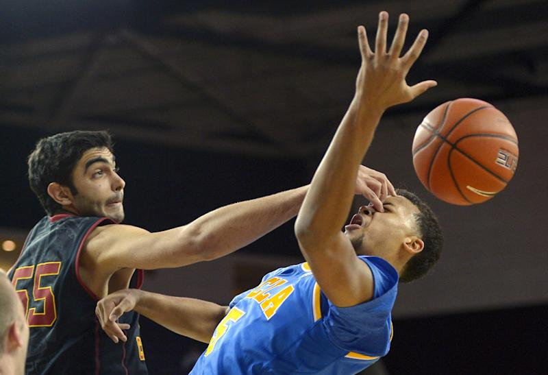 UCLA finishes sweep of USC with 83-73 win