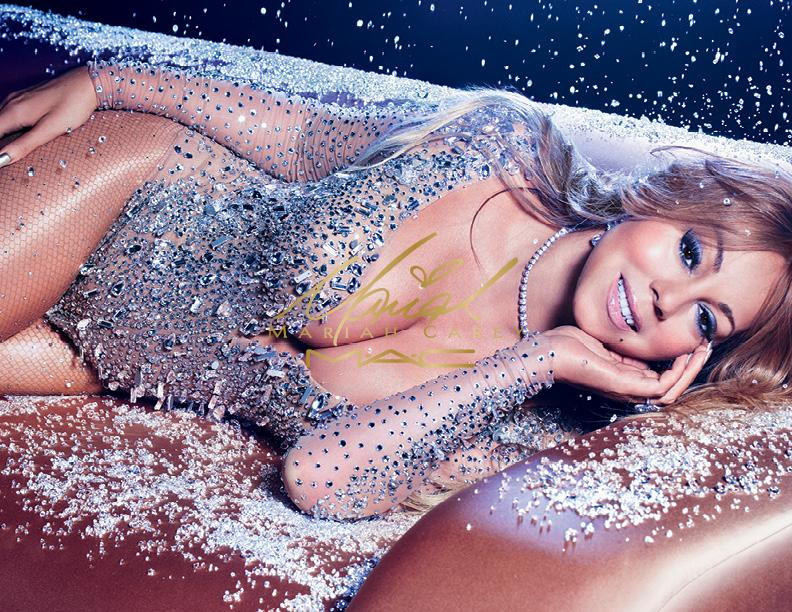We Are So Obsessed With Mariah Carey's M.A.C. Cosmetics Collab