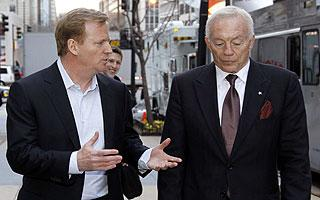 NFL owners warned not to take mediation lightly