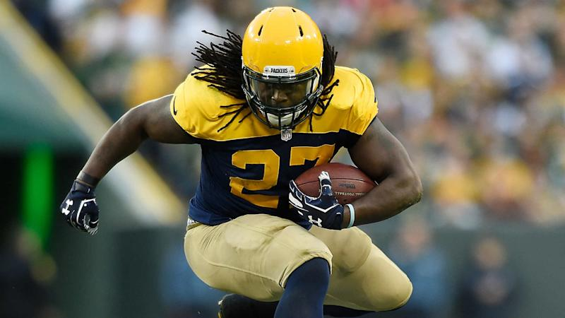 Eddie Lacy reportedly needs foot surgery; Packers place RB on IR