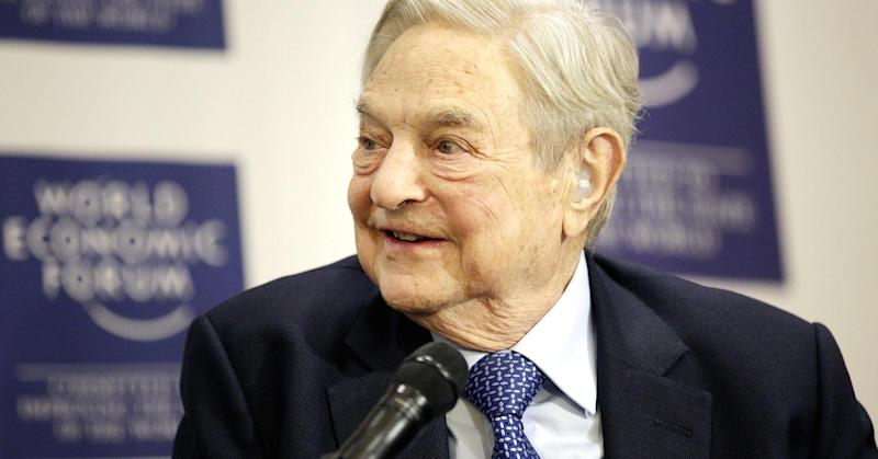 Soros: Trump a 'would-be dictator' who will rattle markets