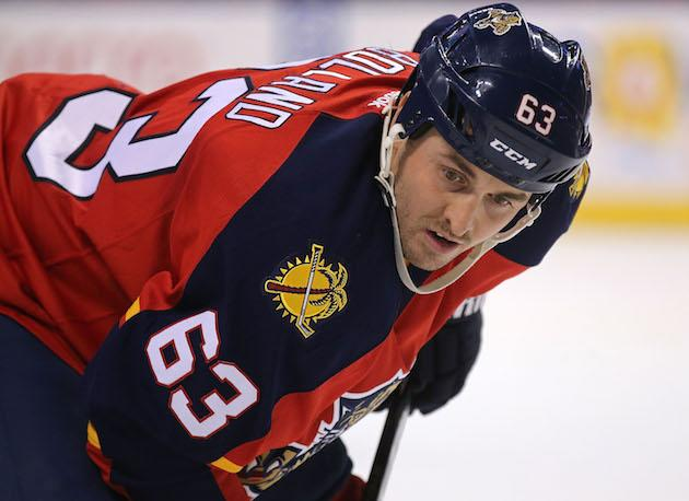 Panthers Trade Crouse And Bolland, Gain Pair Of Picks