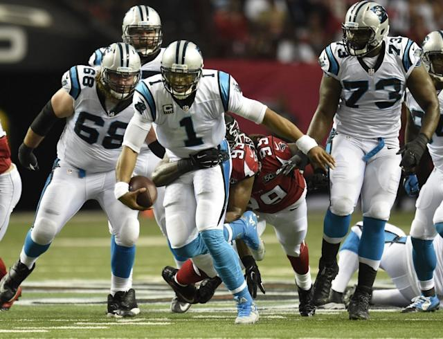 'Carolina Panthers at Atlanta Falcons - 10/2/16 NFL Pick, Odds, and Prediction'