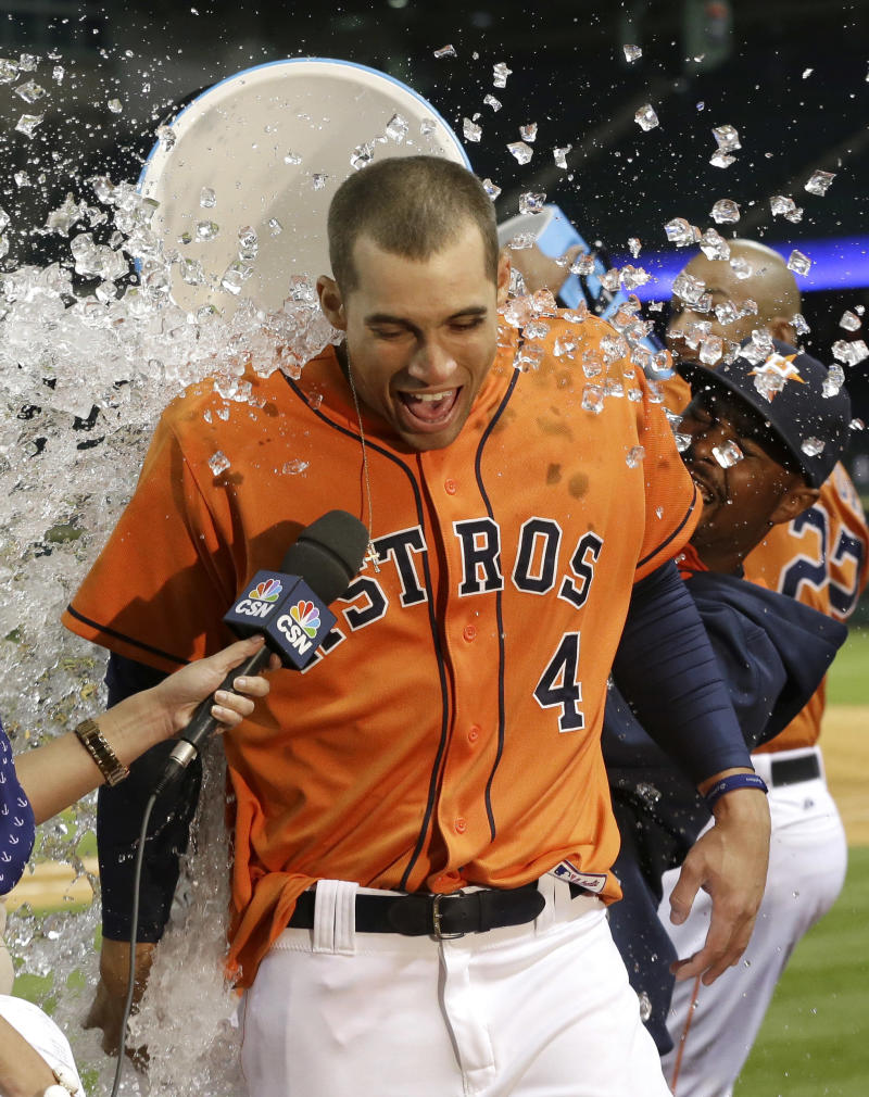 Springer lifts Astros over Mariners 5-4 in 11