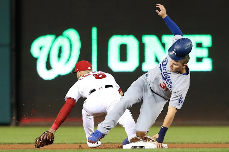 Total team effort lifts Dodgers to NLCS
