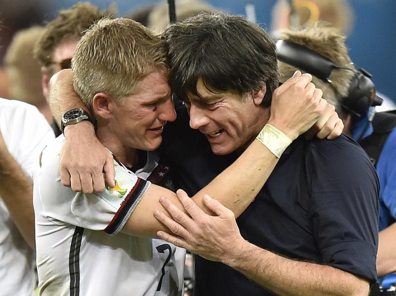 World Cup title ends 10-year project for Germany