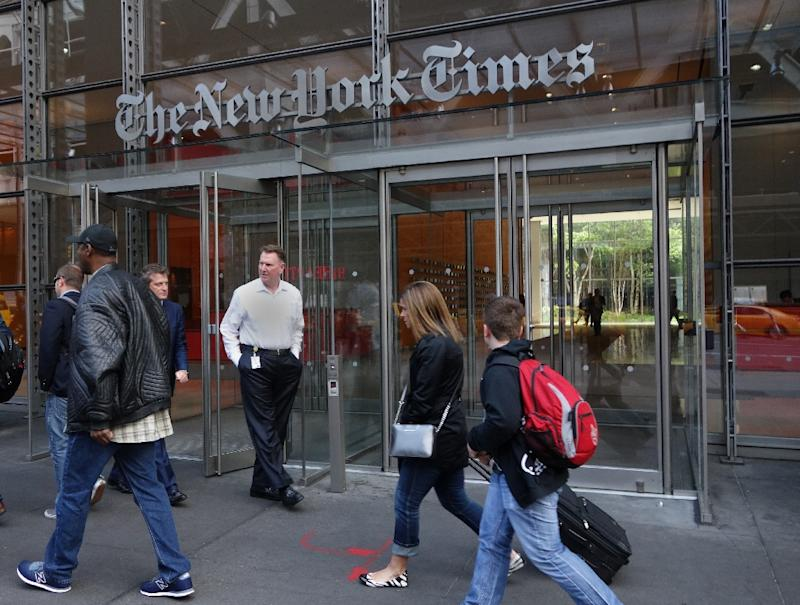 NYT Publisher: We're Going To Report Honestly Now