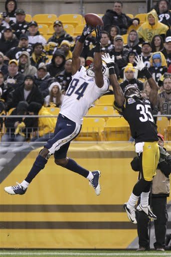 Chargers bolt to 34-24 win over Steelers