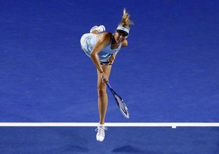 Maria Sharapova has doping ban reduced, can return to tennis in April