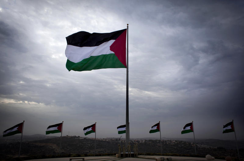 First planned Palestinian city a symbol of pride