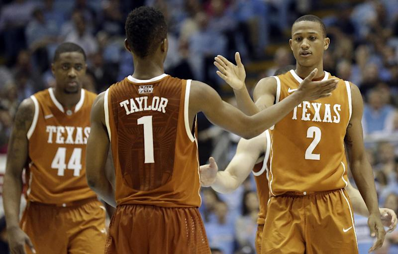 Texas upends No. 14 North Carolina 86-83