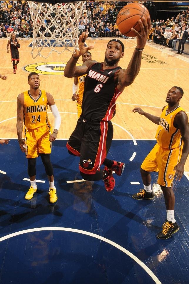LeBron James early leader in All-Star voting