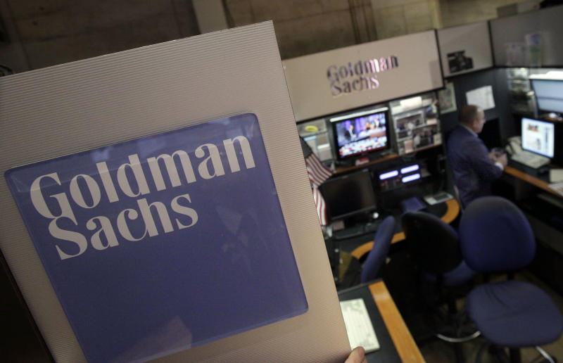 Goldman Sachs' net surges on investment banking