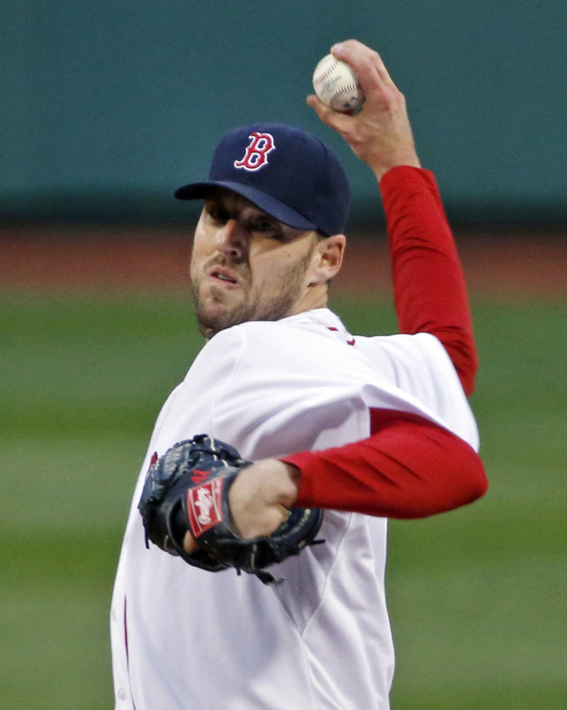 Lackey, Red Sox beat Braves for 3rd straight win