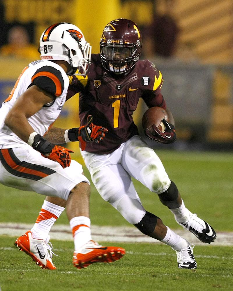Graham builds up UCLA game to Sun Devils