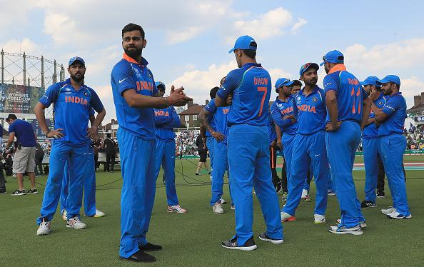 Pakistan v India - ICC Champions Trophy Final : News Photo
