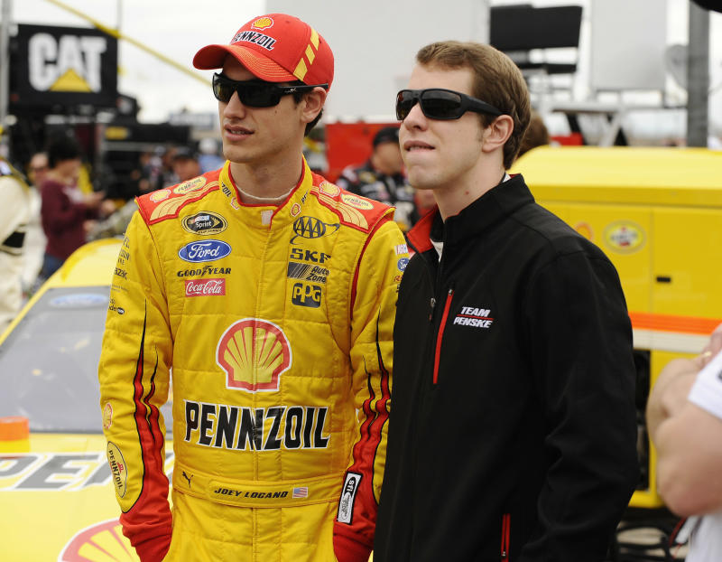 """Logano says """"Sliced Bread Syndrome"""" over"""