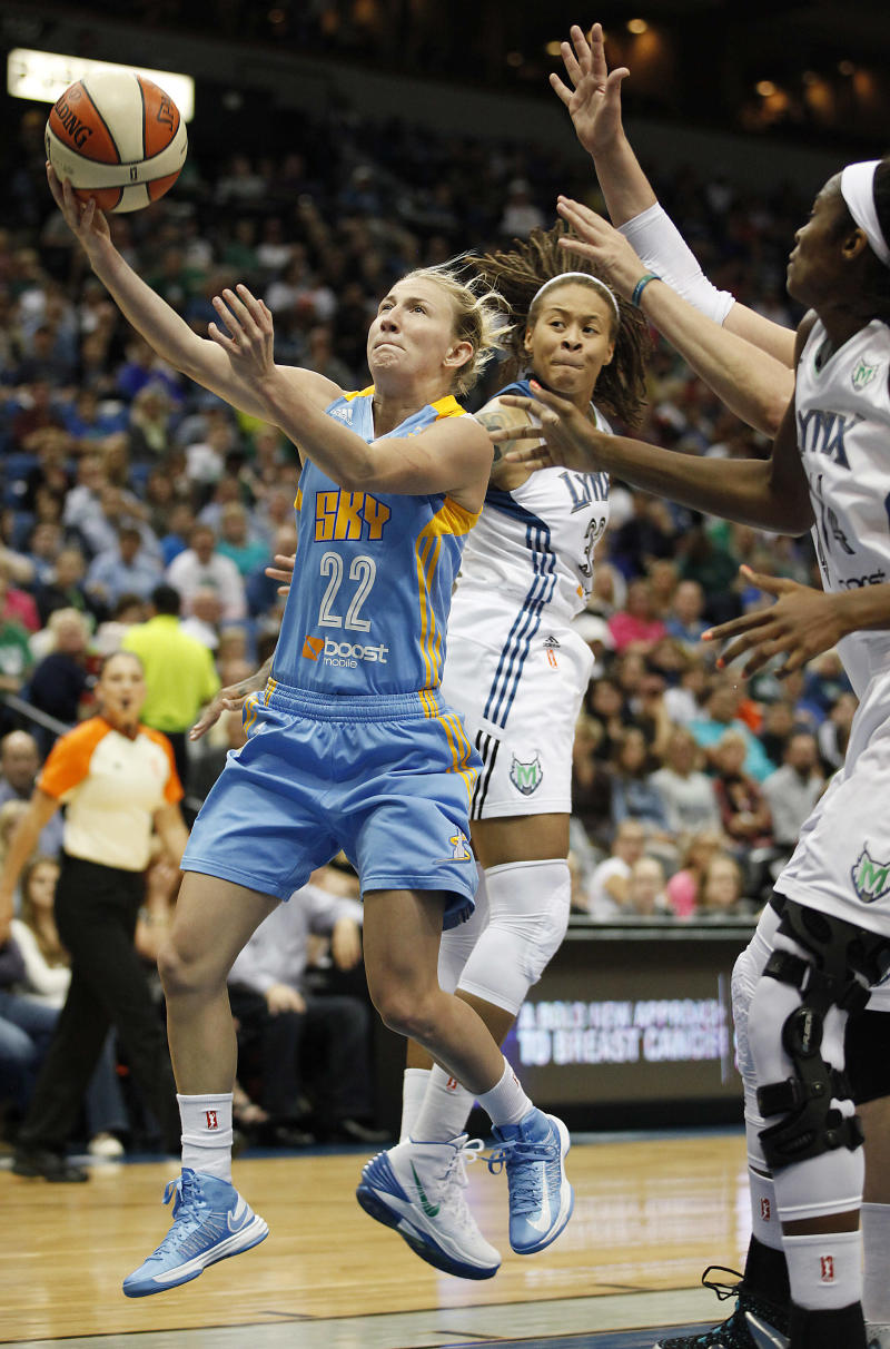 Lynx beat Sky 79-66; earn home court in playoffs
