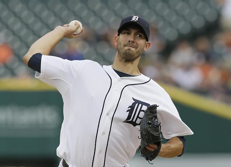 Tigers' Porcello hoping for All-Star opportunity
