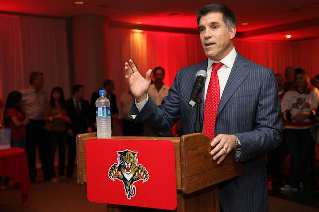 Florida Panthers Owner Vincent Viola Withdraws from Secretary of Army Nomination