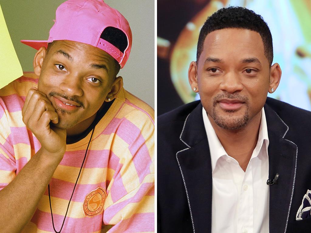 "<strong>Will Smith</strong><br /><br /><strong>Played:</strong> Fun-loving Will ""The Fresh Prince"" Smith<br /><br /><strong>Now:</strong> After ""Fresh Prince,"" Smith became one of Hollywood's biggest stars, thanks to blockbusters like ""Independence Day,"" ""Bad Boys,"" ""Men in Black,"" ""I, Robot,"" ""I Am Legend,"" and ""Hancock."" Now, he's grooming the next generation — he's starring alongside son Jaden in the sci-fi action flick ""After Earth,"" opening in June."