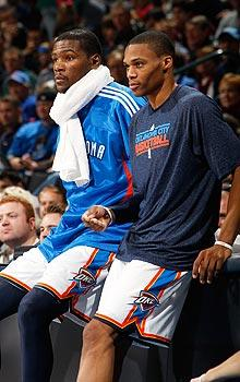Future looks bright for Thunder