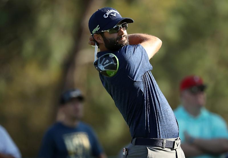 Hadwin on verge of first victory with four shot cushion