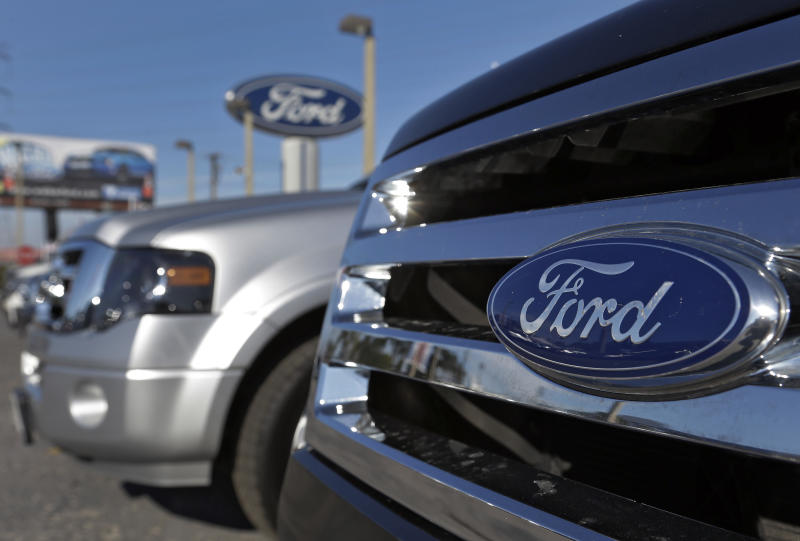 GE buys 2,000 Ford plug-in hybrids for fleet