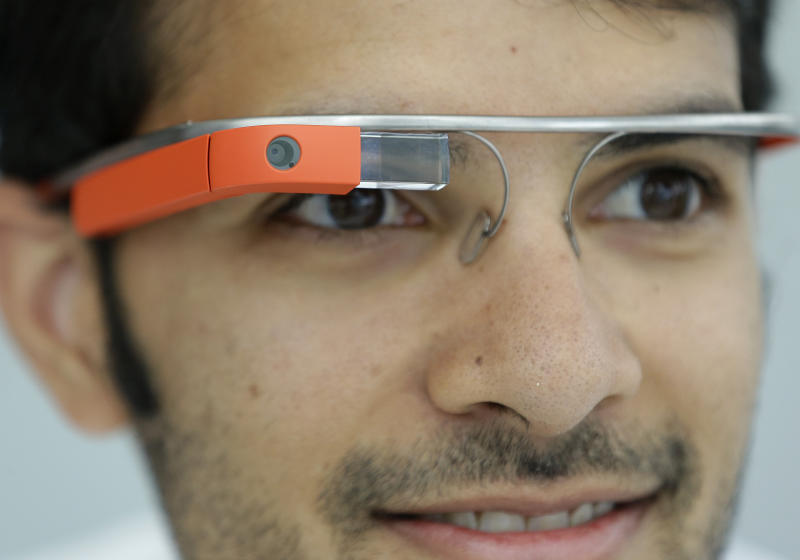Google challenges nonprofits on ideas to use Glass