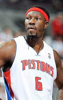 Defense never rests for Pistons' Wallace