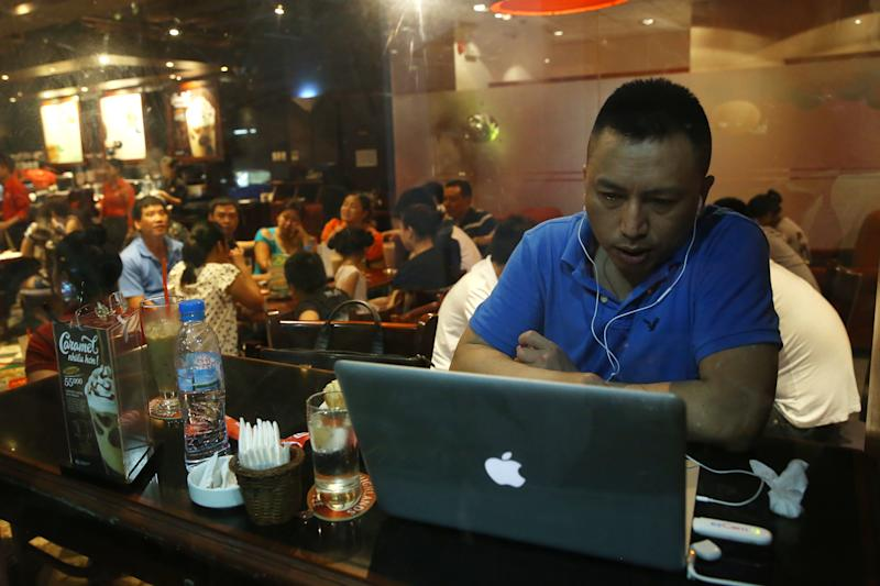 Russians attempt to topple Google in Vietnam