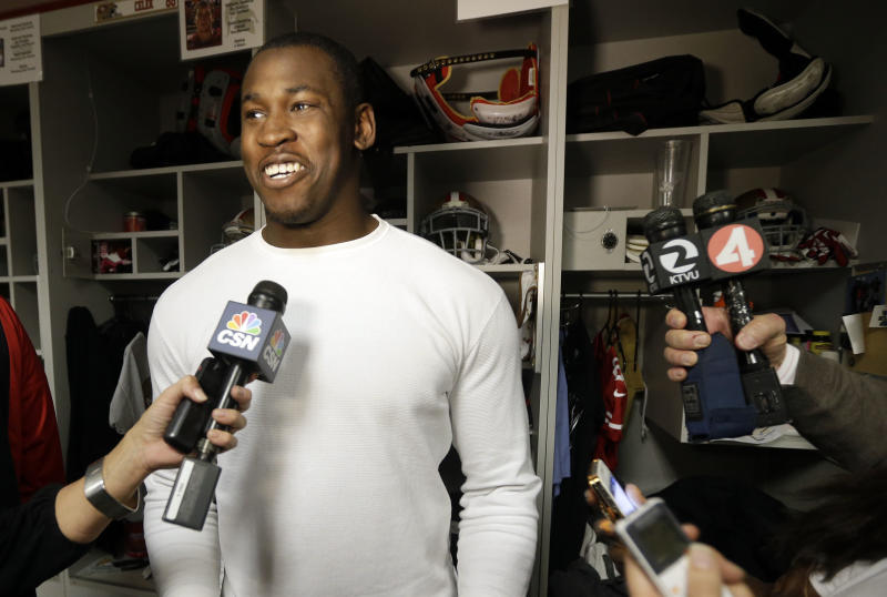 49ers LB Aldon Smith vows to stay healthy, clean