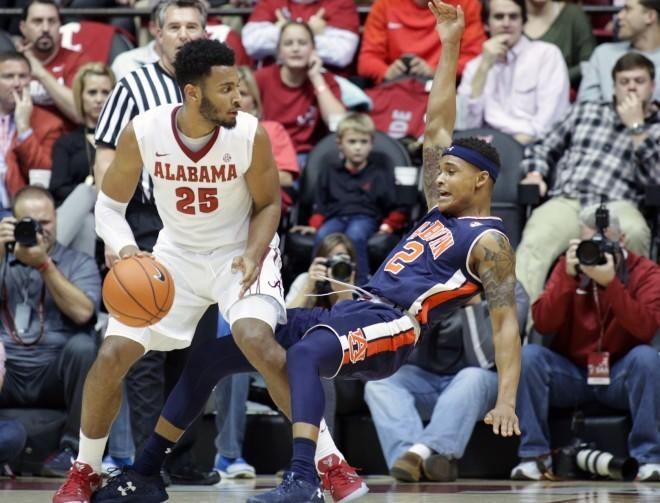 Alabama's Key declares for NBA draft, doesn't hire agent
