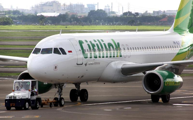 Budget airline Citilink is a subsidiary of national flag carrier Garuda Indonesia