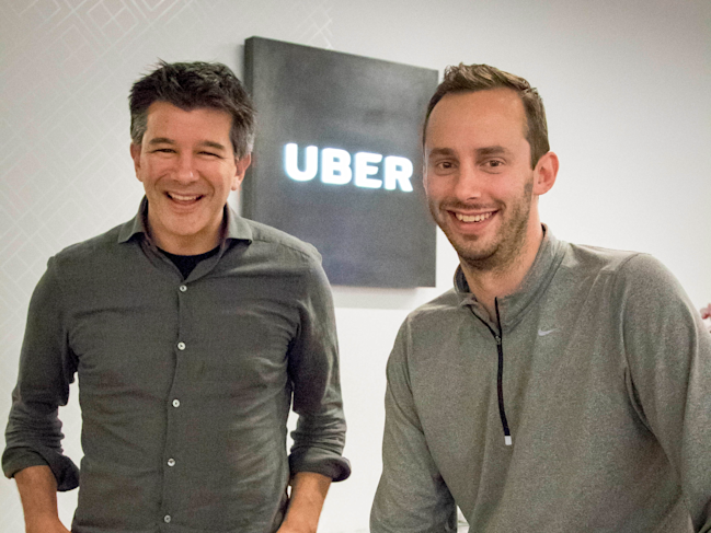 Uber fires executive accused of stealing Google's self-driving auto secrets