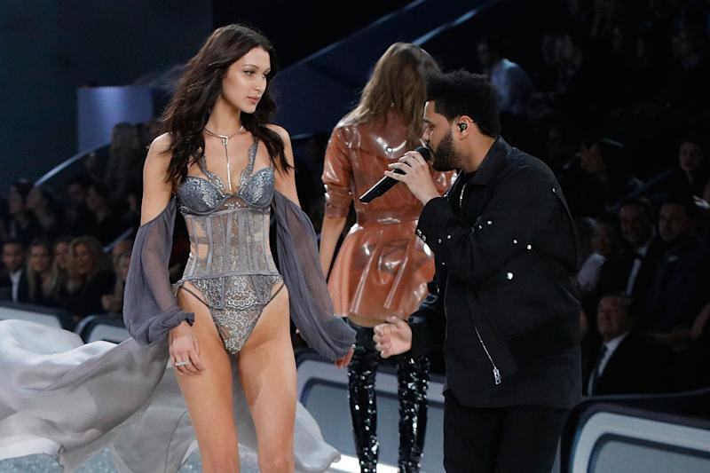 This Moment Between Exes Bella Hadid & The Weeknd Has Everyone Talking