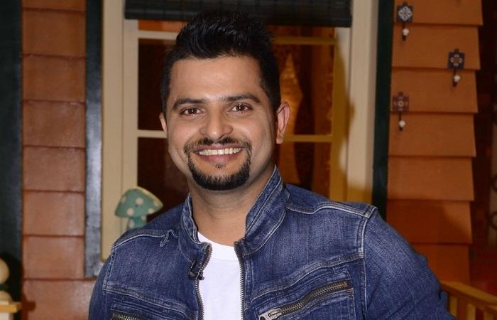 Indian cricketer Suresh Raina's SUV suffers tyre burst