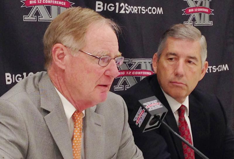 Big 12 schools share record $220M revenue