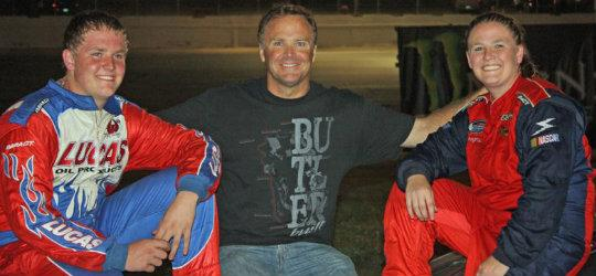 Caraviello: Wallace can relate to successes, struggles of his racing kids