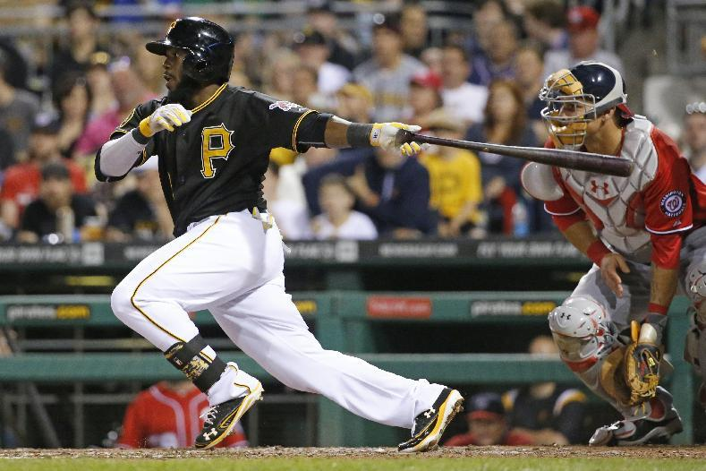Pirates rally to beat Nationals 3-2