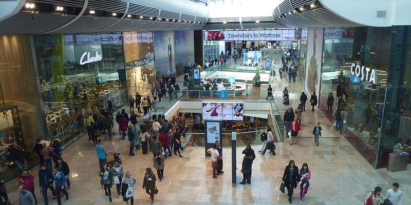 World's most lucrative shopping centers