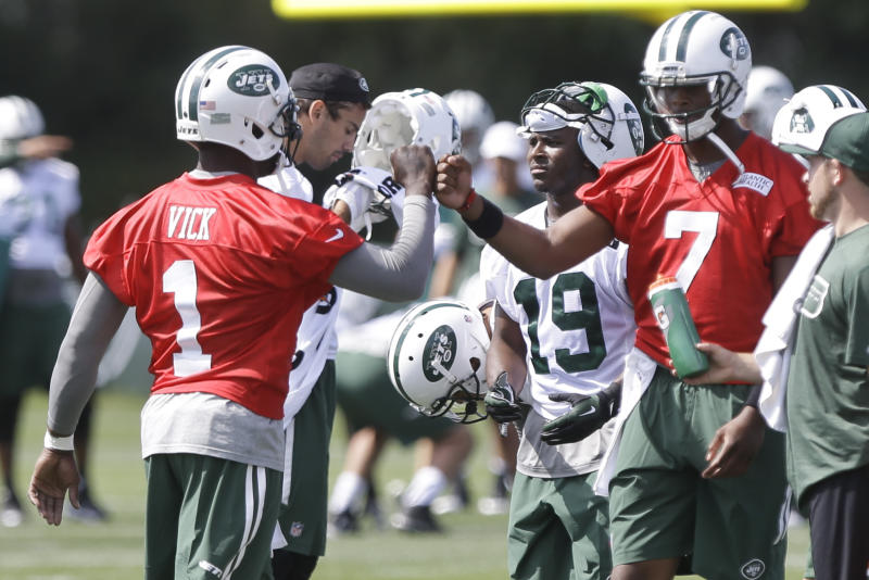 Jets' Smith's path to be 'great' starts vs. Colts