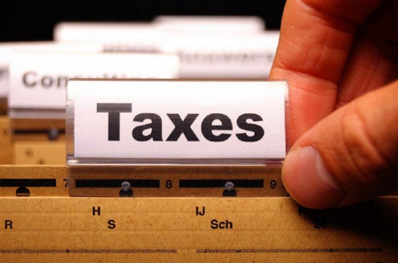 Your income tax return must be filed by April 30.