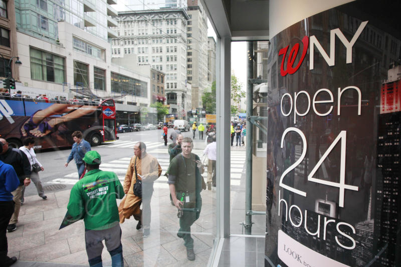 US consumer confidence at five-year high in June