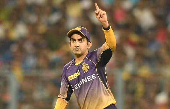 KKR hungry for win against Mumbai Indians: Gautam Gambhir