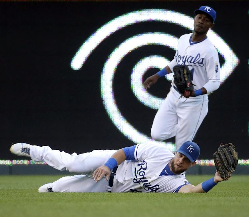 First-place Royals? Better start to believe it