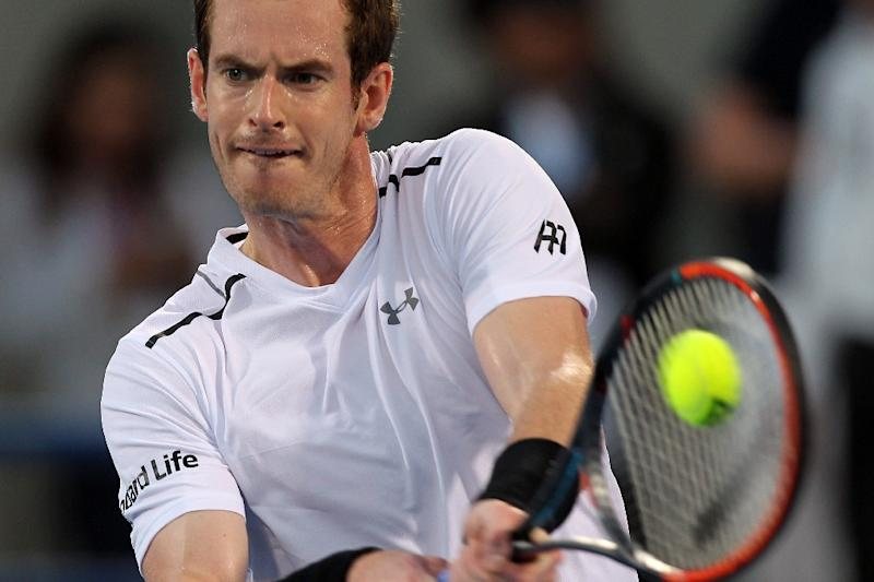 Murray loses to Goffin in season-opener