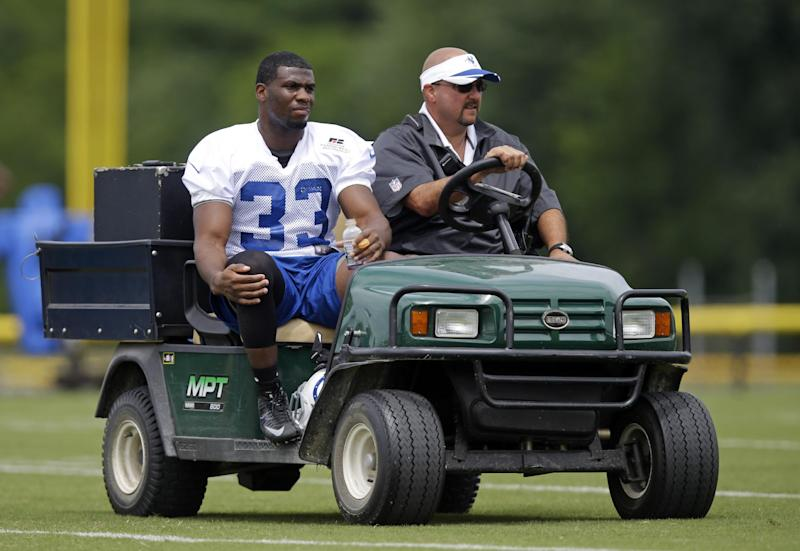 Colts lose 2nd starter with season-ending injury
