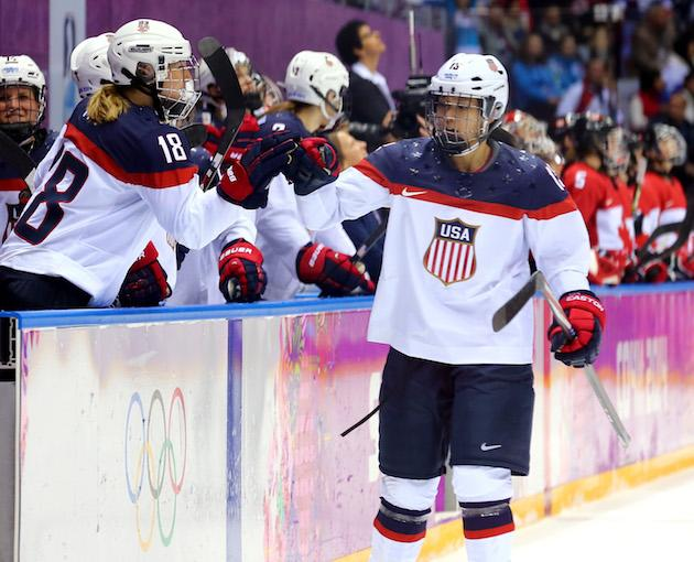 USA Hockey, women's players meet in Philadelphia